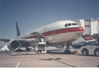 Domestic Widebody Flight
