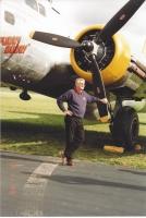 Flying a B-17